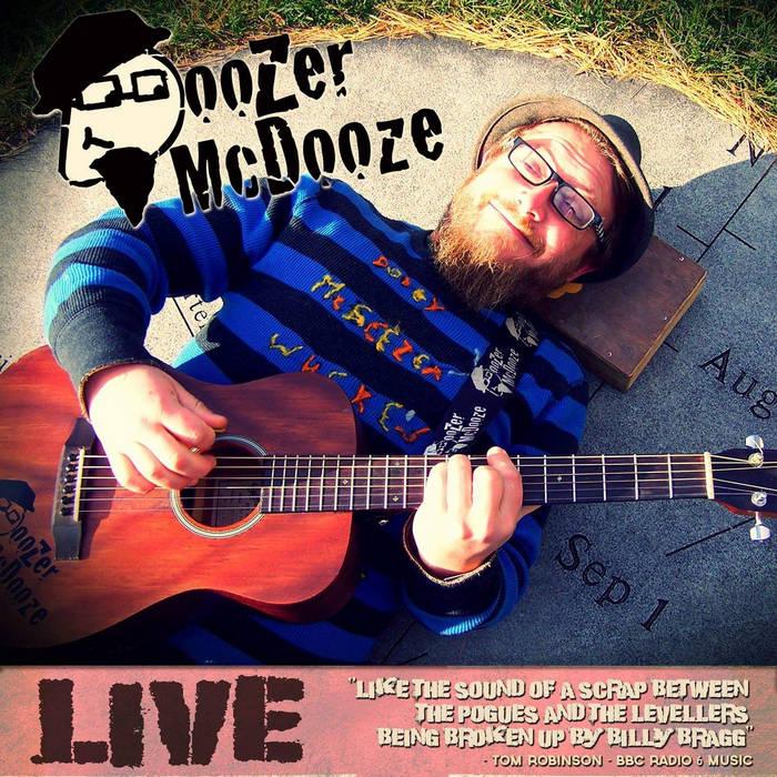 Doozer McDooze - Live Album